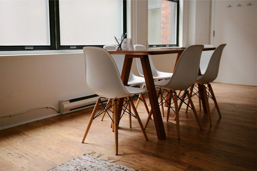 Meetingraum zur Besprechung von neuen IT-Projekten